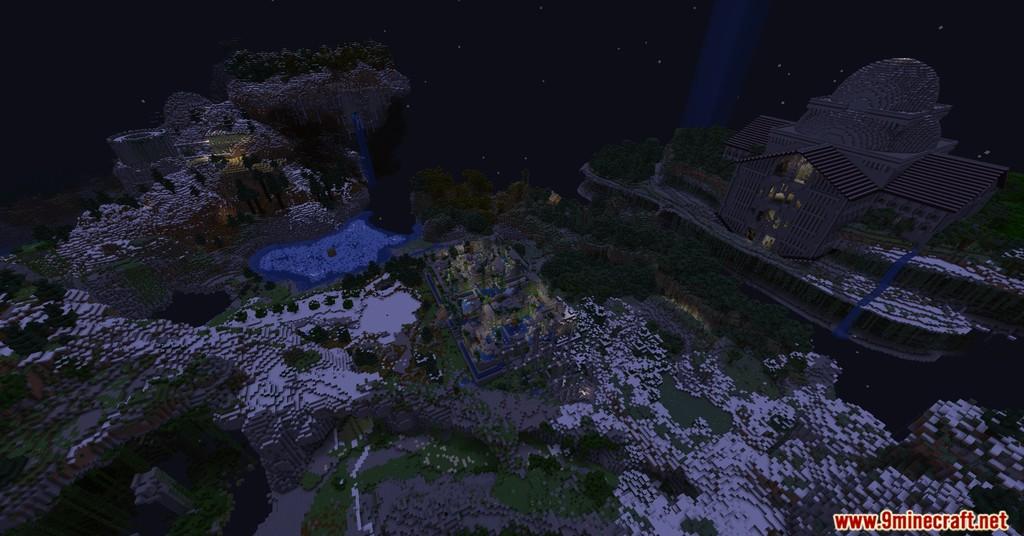 Scavanna's Sphere Map Screenshots (4)