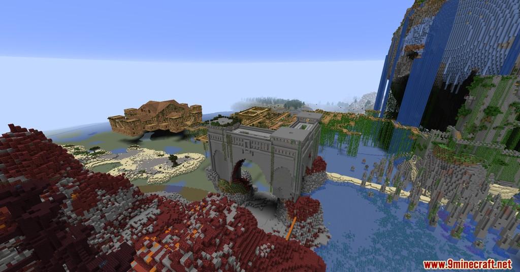 Scavanna's Sphere Map Screenshots (5)