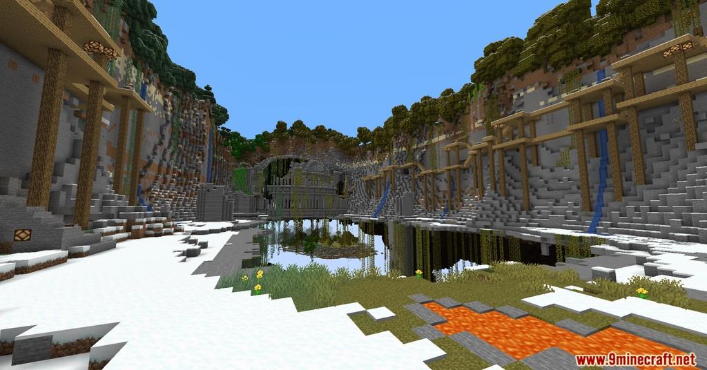 Scavanna's Sphere Map Screenshots (6)