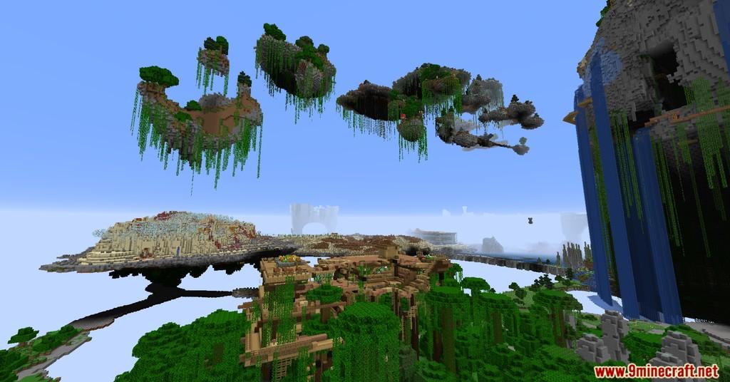 Scavanna's Sphere Map Screenshots (8)