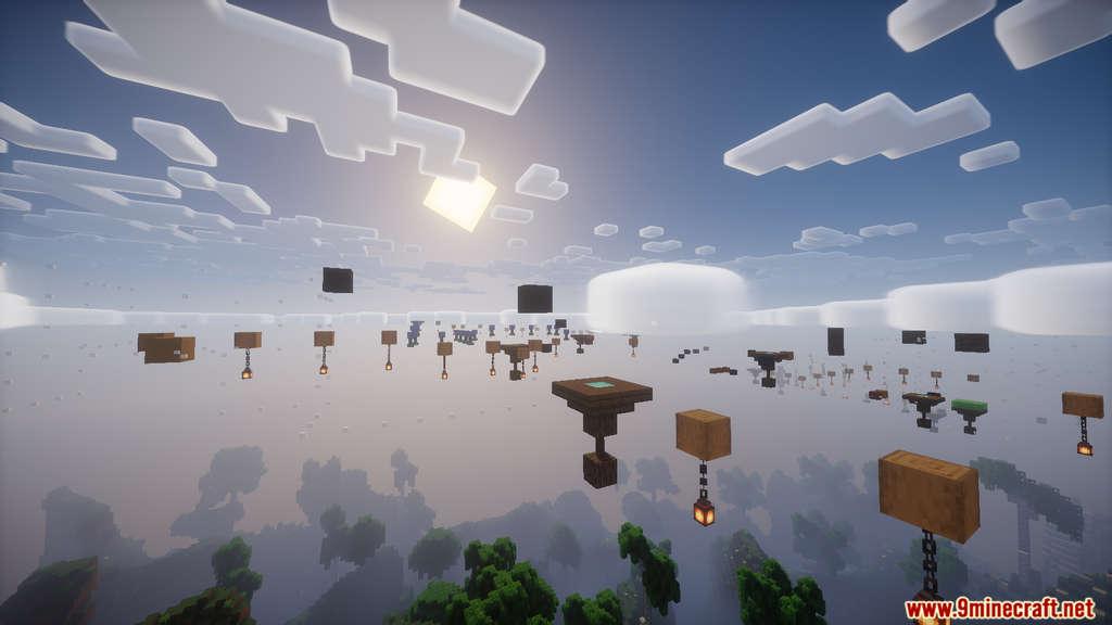 Snake Jump Map Screenshots (4)