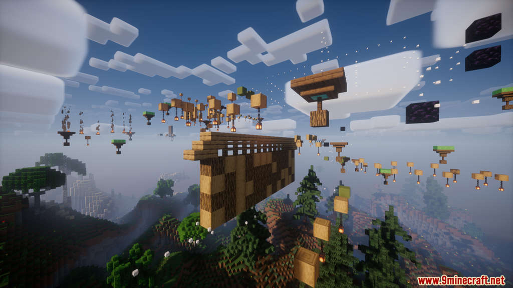 Snake Jump Map Screenshots (6)
