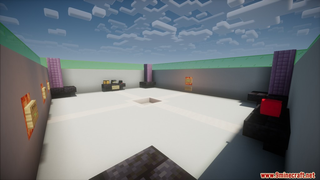 So You Think You Know Minecraft Map Screenshots (2)
