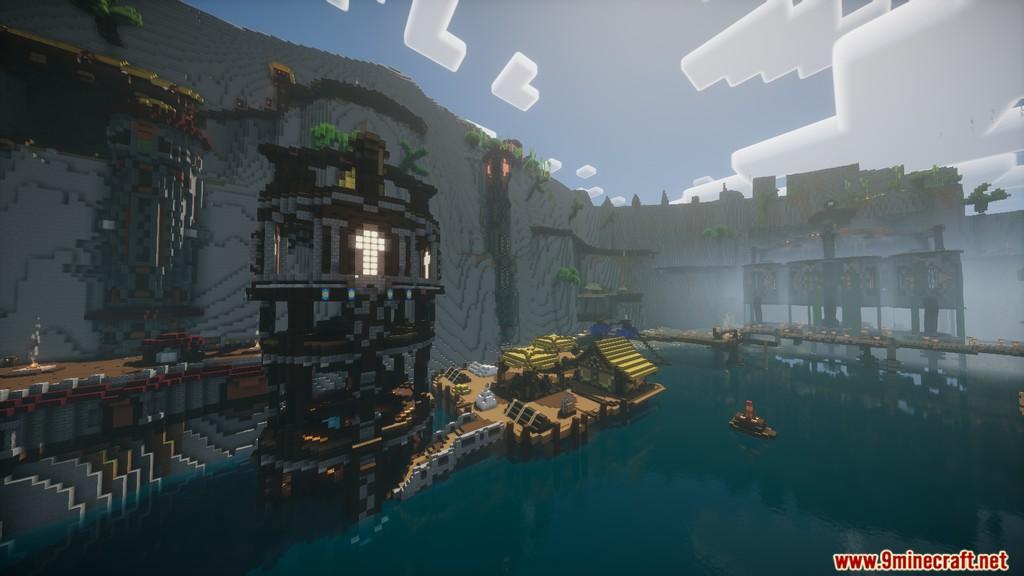 Sphen Keep Map Screenshots (4)