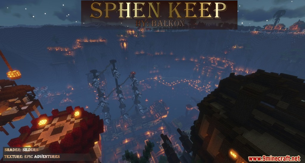 Sphen Keep Map Thumbnail