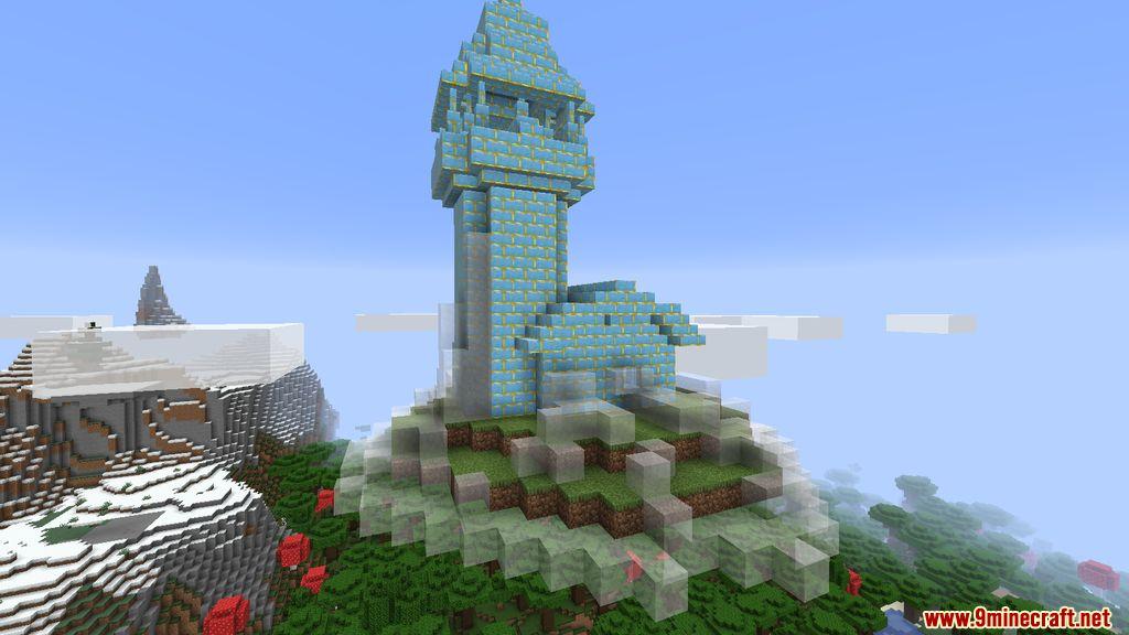 Terrarian Floating Islands Mod Screenshots 1