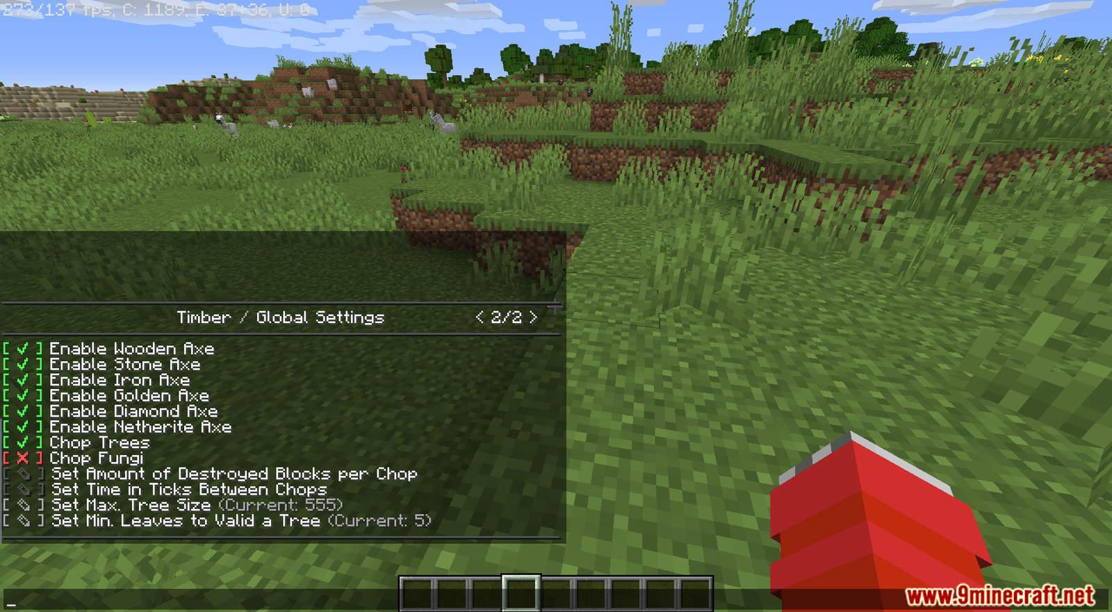Timber Datapack Screenshots (10)