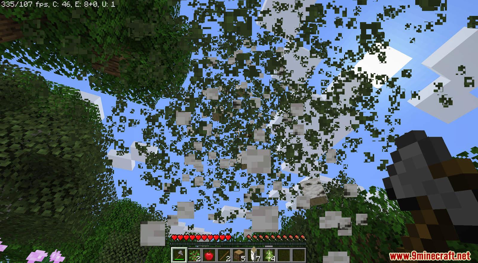 Timber Datapack Screenshots (3)