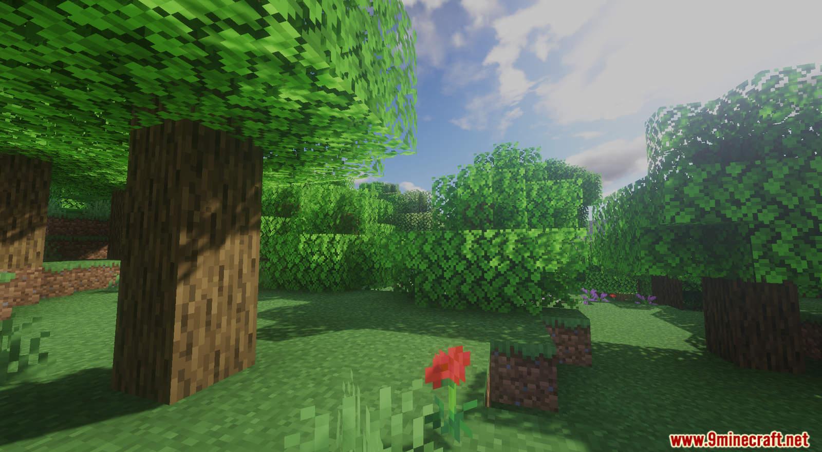 Timber Datapack Screenshots (4)