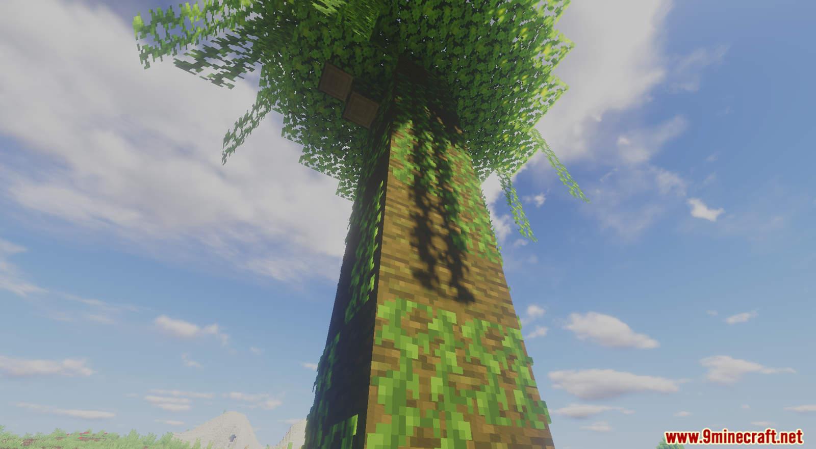 Timber Datapack Screenshots (5)