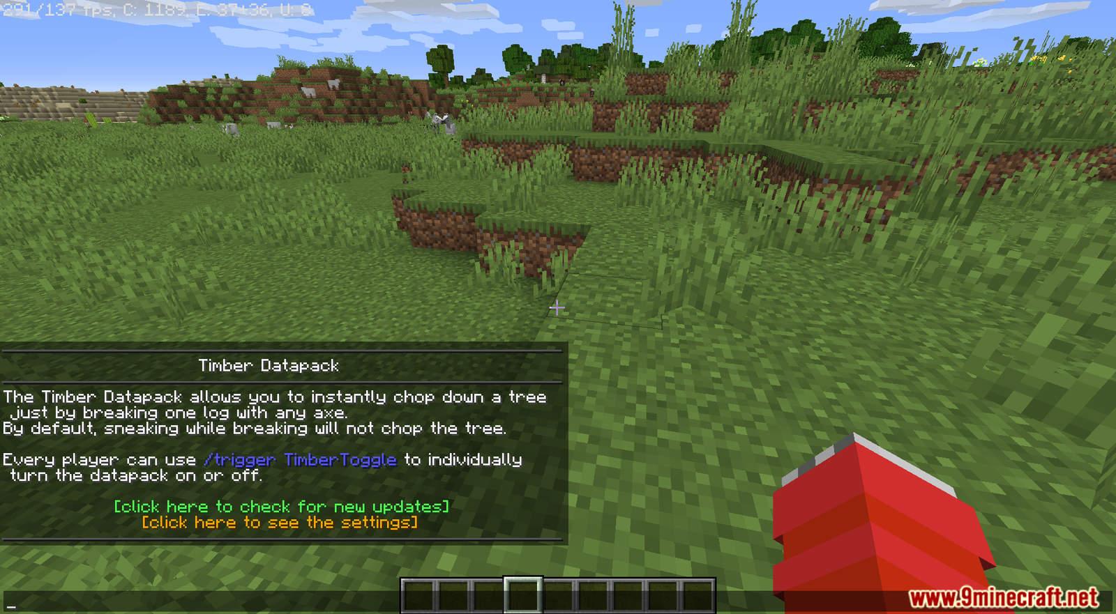 Timber Datapack Screenshots (8)