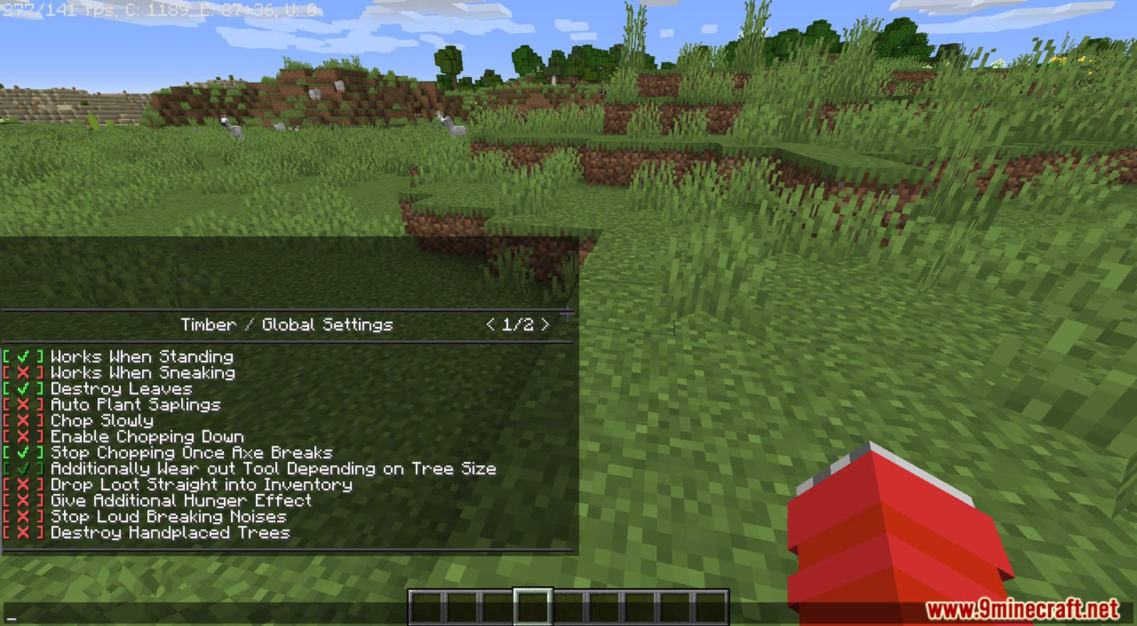 Timber Datapack Screenshots (9)