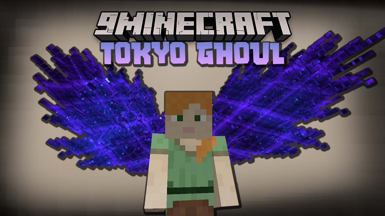 Tokyo Ghoul Mod