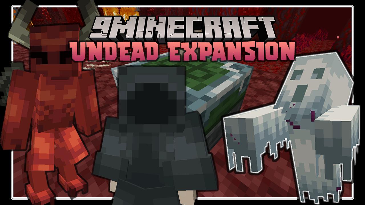 Undead Expansion Mod 1.16.5
