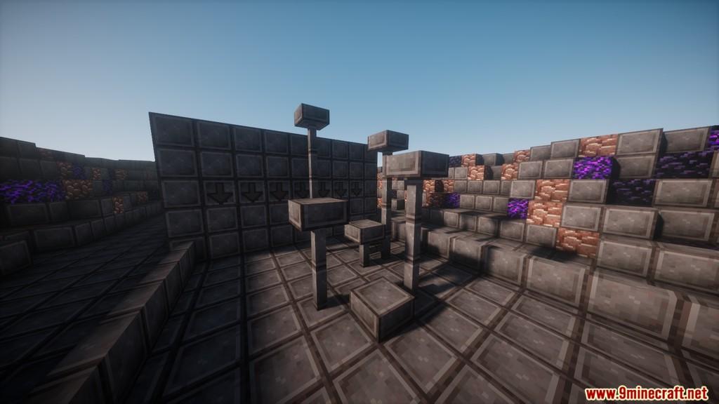 Unfair Netherite Map Screenshots (4)