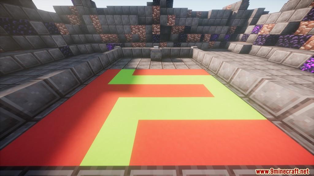 Unfair Netherite Map Screenshots (8)