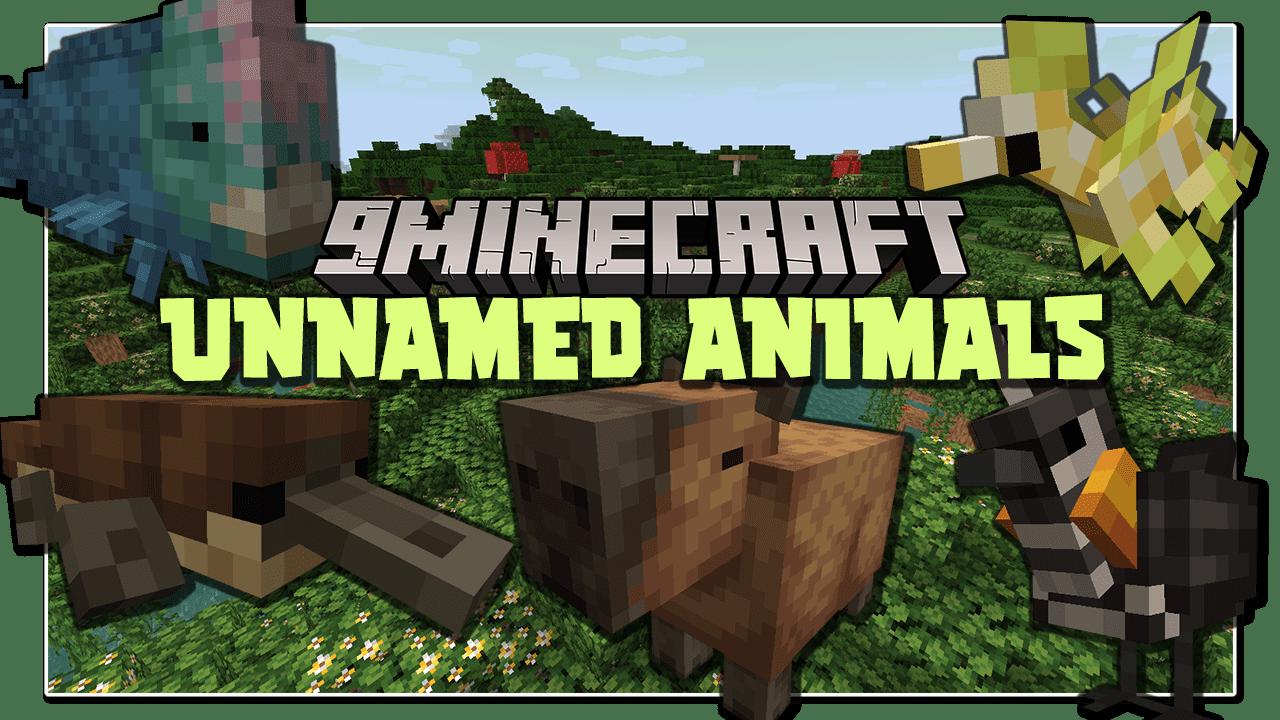 Unnamed Animals Mod