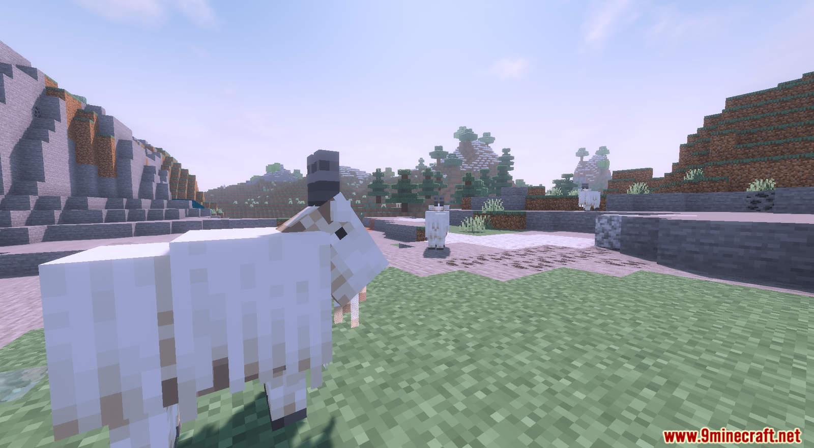 Useful Goats Data Pack Screenshots (2)