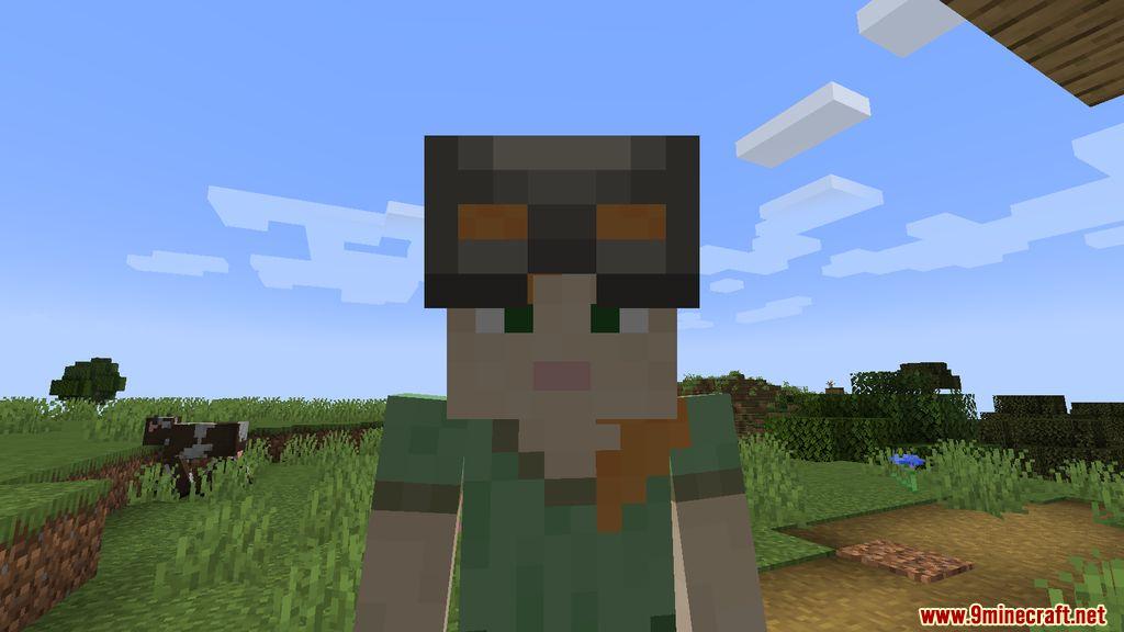 Villager Hats Mod Screenshots 2