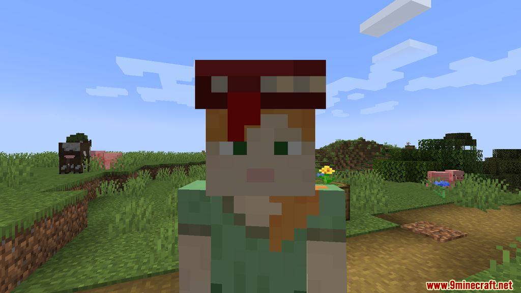 Villager Hats Mod Screenshots 3