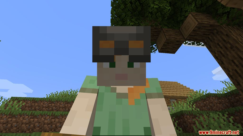 Villager Hats Mod Screenshots 5
