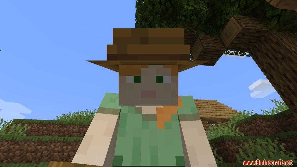 Villager Hats Mod Screenshots 6