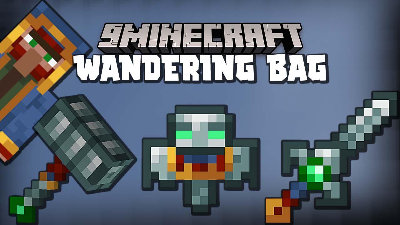 Wandering Bag Mod 1.16.5