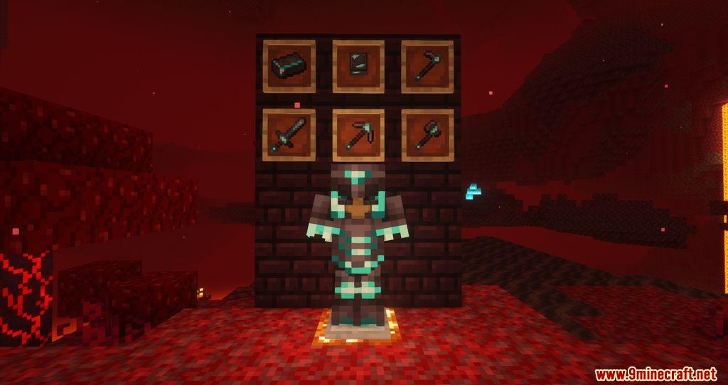 Advanced Netherite mod Screenshots 4
