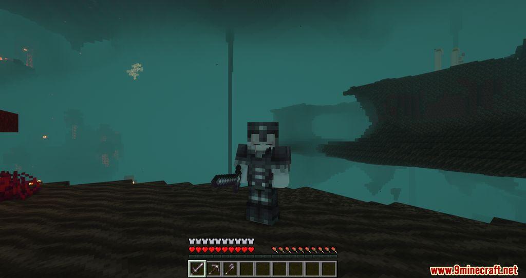 Advanced Netherite mod Screenshots 5
