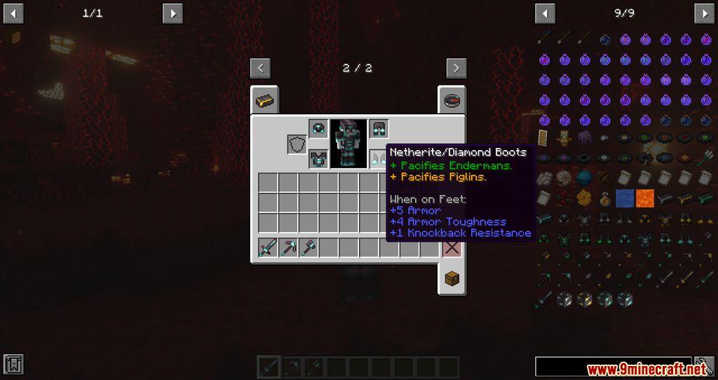 Advanced Netherite mod Screenshots 9