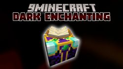 Dark Enchanting Mod for Minecraft Thumbnail