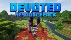 Devoted resourcepacks thumbnail