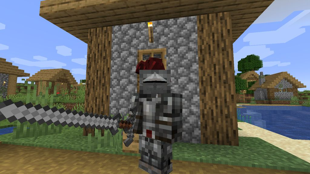 Epic Knight Armors Mod Screenshots 1