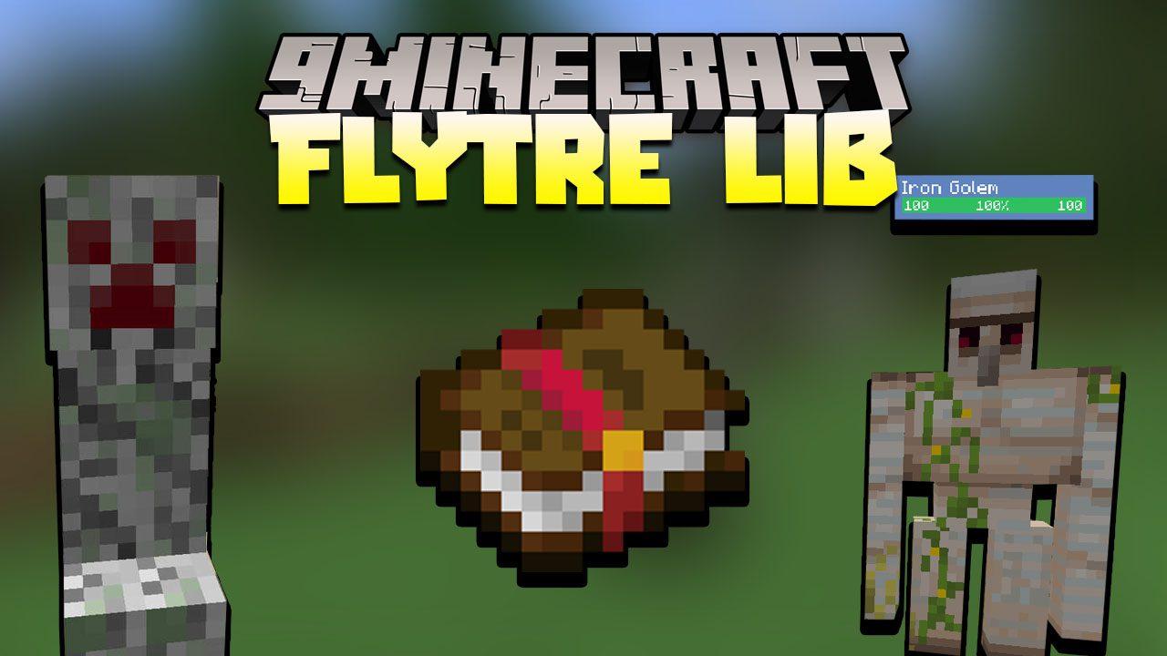 FlytreLib Mod for Minecraft Thumbnail
