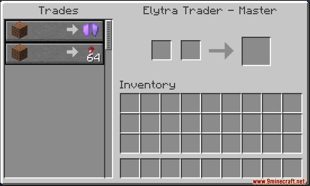Minecraft But Villager Trades are OP Data Pack Screenshots (3)