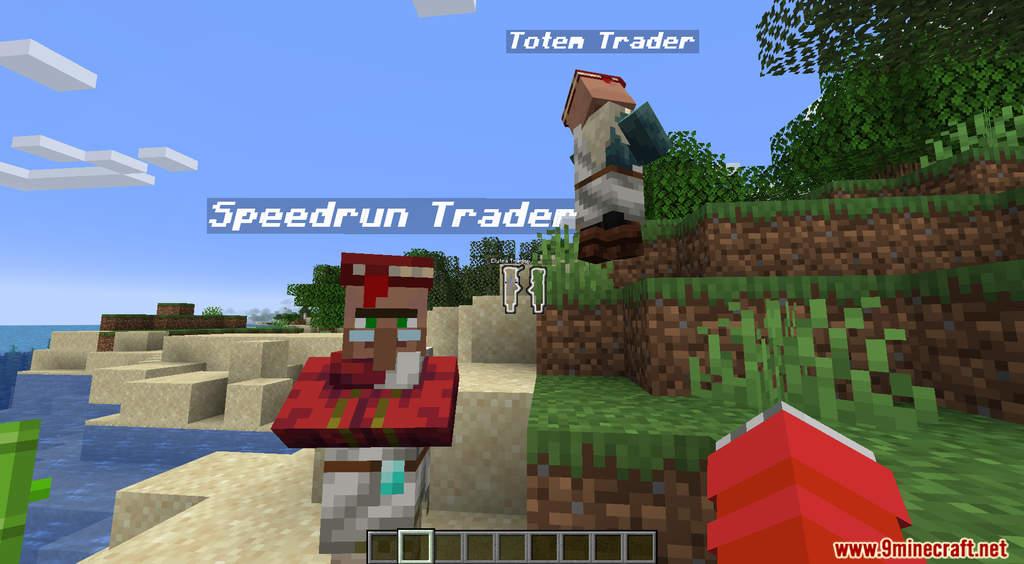 Minecraft But Villager Trades are OP Data Pack Screenshots (7)