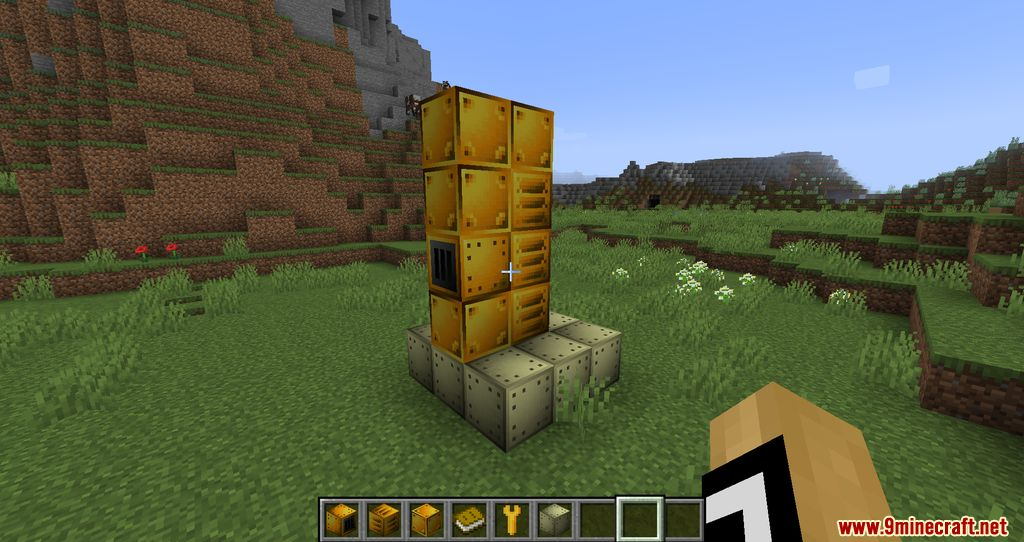 Modern Industrialization mod for minecraft 07