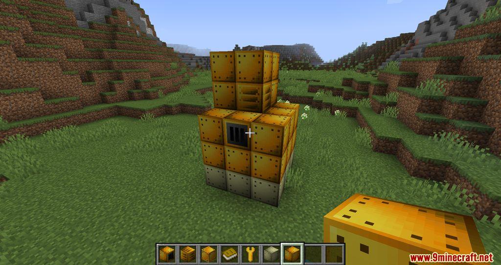 Modern Industrialization mod for minecraft 08
