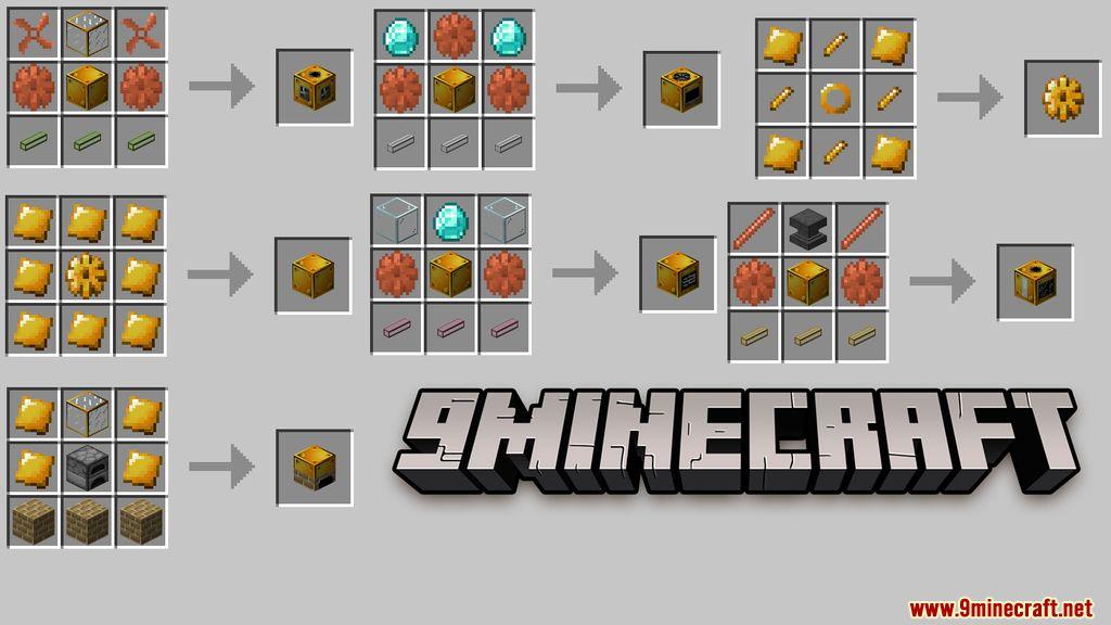 Modern Industrialization mod for minecraft 12