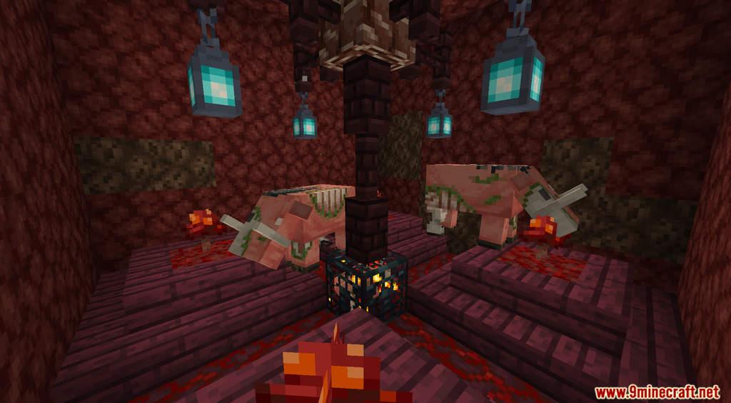 Netherite Dungeons Data Pack Screenshots (10)