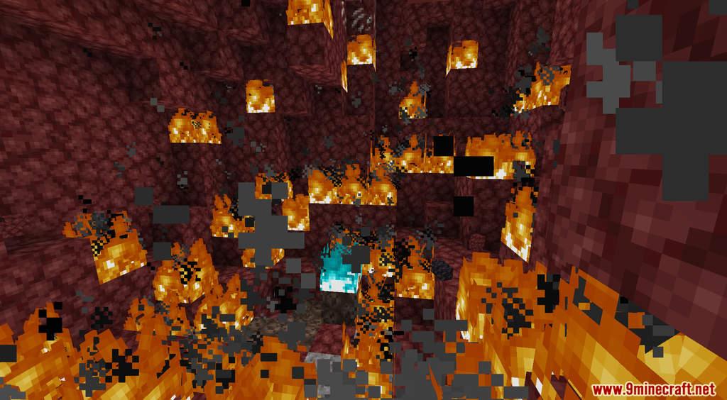 Netherite Dungeons Data Pack Screenshots (2)