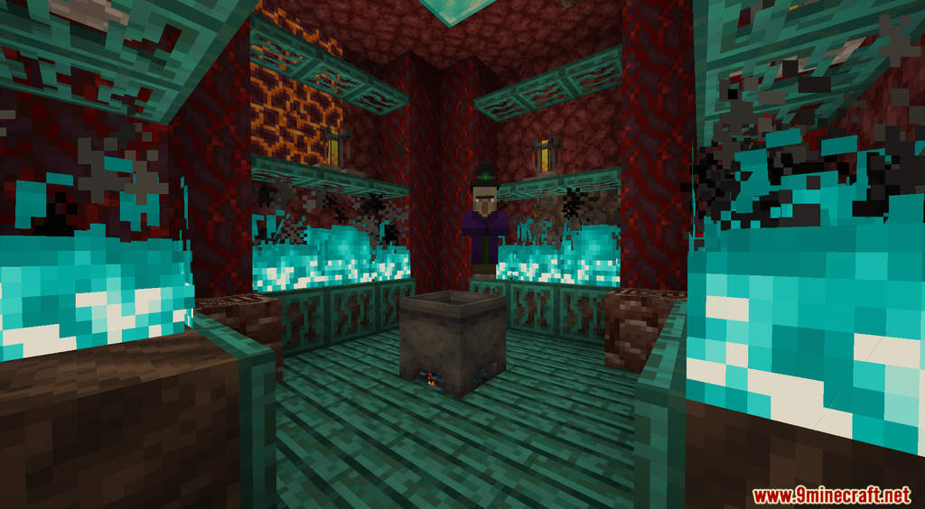Netherite Dungeons Data Pack Screenshots (3)