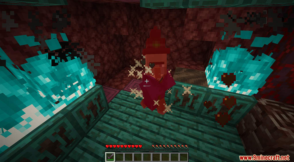 Netherite Dungeons Data Pack Screenshots (4)