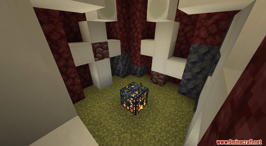 Netherite Dungeons Data Pack Screenshots (8)