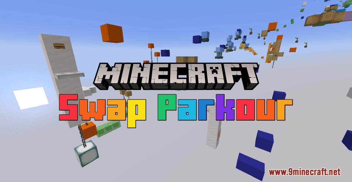 Swap Parkour Map