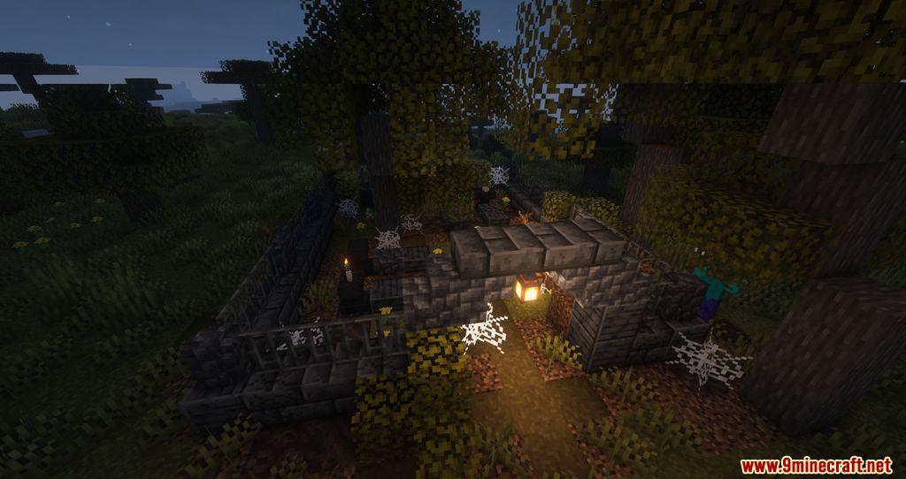 The Graveyard Mod screenshots 01