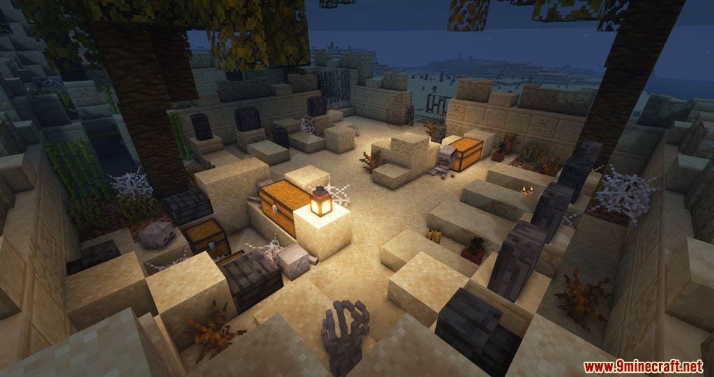 The Graveyard Mod screenshots 06