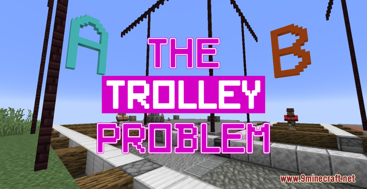 The Trolley Probelem Map