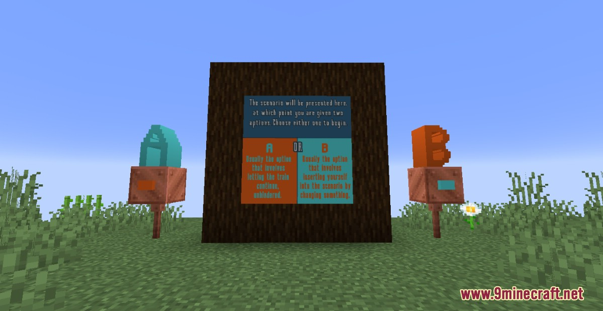 The Trolley Problems Screenshots (3)
