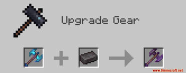 Upgradable Cyberaxe Data Pack Crafting Recipes (8)